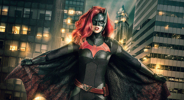 CW_Batwoman_1stLook_V5.jpg -- Pictured: Ruby Rose as Batwoman -- Photo: JSquared Photography/The CW