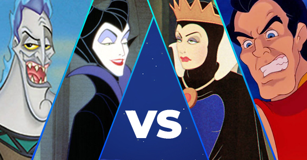 The Disney Villain Showdown – Round 3