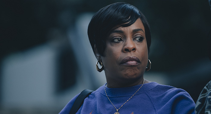 WHEN THEY SEE US SEASON Limited Series EPISODE 3 PHOTO CREDIT Atsushi Nishijima/Netflix PICTURED Niecy Nash