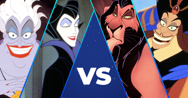 The Disney Villain Showdown – Round 4