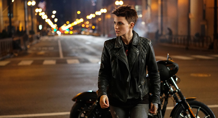 "Batwoman -- ""Pilot"" -- Image Number: BWN101f_0095.jpg -- Pictured: Ruby Rose as Kate Kane -- Photo: Elizabeth Morris/The CW"