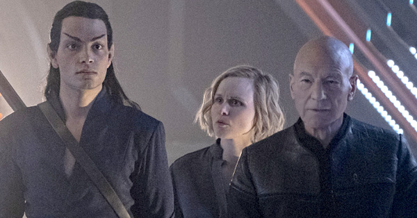 <em>Star Trek: Picard</em> Trailer Teases Return of Data and Seven of Nine to the Universe