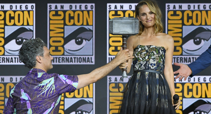 Comic-Con 2019: Everything We Learned from Marvel's Phase Four Presentation