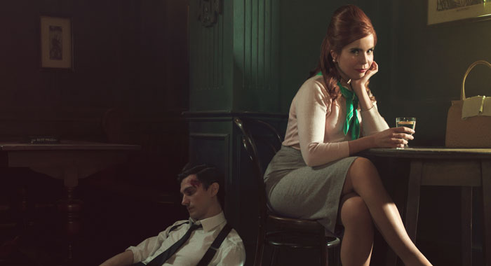 Paloma Faith in Pennyworth (Epix)