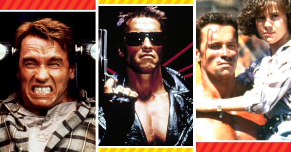 All Arnold Schwarzenegger Movies Ranked