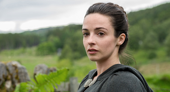 OUTLANDER, Laura Donnelly in 'The Reckoning' (Season 1, Episode 9, aired April 4, 2015). ph: Neil Davidson/©Starz/courtesy Everett Collection