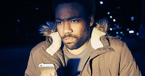 DONALD GLOVER IN ATLANTA ON FX