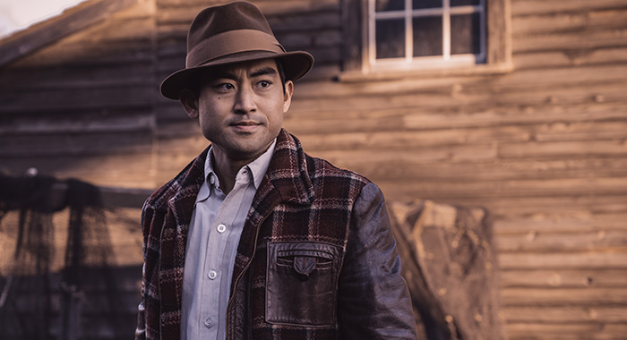 Derek Mio as Chester Nakayama - The Terror _ Season 2 - Photo Credit: Ed Araquel/AMC