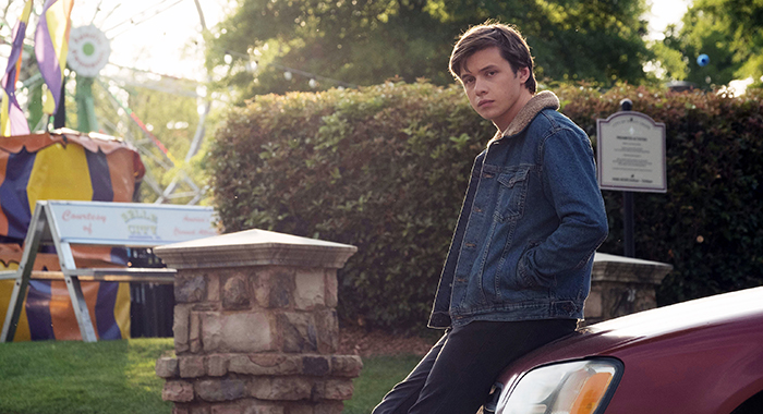 LOVE, SIMON, Nick Robinson, 2018. ph: Ben Rothstein/Twentieth Century Fox Film Corp./Courtesy Everett Collection