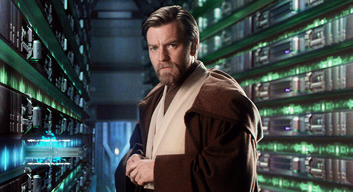 STAR WARS: EPISODE III-REVENGE OF THE SITH, Ewan McGregor, 2005. Credit: Industrial Light & Magic/Twentieth Century-Fox Film Corporation/Courtesy Everett Collection