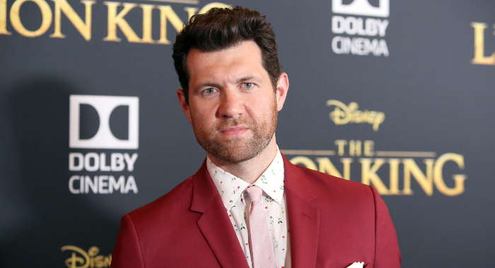Billy Eichner at The Lion King world premiere