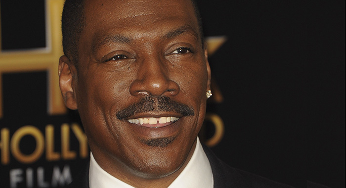 Eddie Murphy at arrivals for The 20th Annual Hollywood Film Awards, The Beverly Hilton Hotel, Beverly Hills, CA November 6, 2016. Photo By: Elizabeth Goodenough/Everett Collection