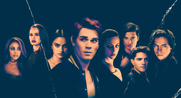 Riverdale cast keyart (The CW)