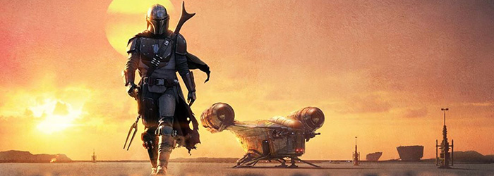 The Mandalorian keyart (Disney+)