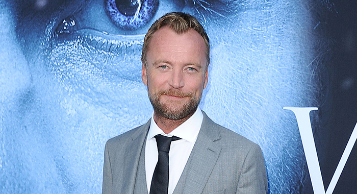 "LOS ANGELES, CA - JULY 12: Actor Richard Dormer attends the season 7 premiere of ""Game Of Thrones"" at Walt Disney Concert Hall on July 12, 2017 in Los Angeles, California. (Photo by Jason LaVeris/FilmMagic)"