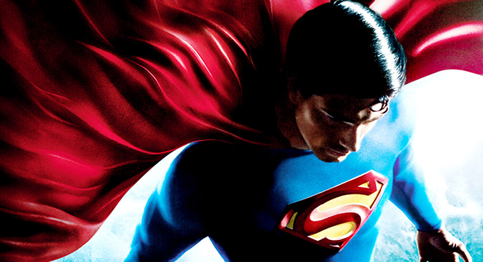 SUPERMAN RETURNS, Brandon Routh, 2006, (c) Warner Bros. / Courtesy: Everett Collection