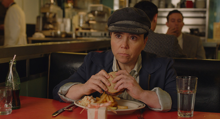 The Marvelous Mrs. Maisel season 2 Alex Borstein (Amazon Prime Video)
