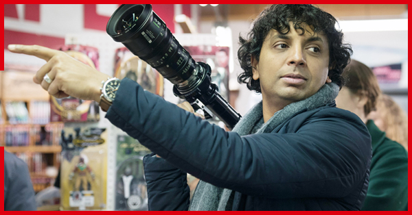 Two New M. Night Shyamalan Movies Are in the Works, And More Movie News