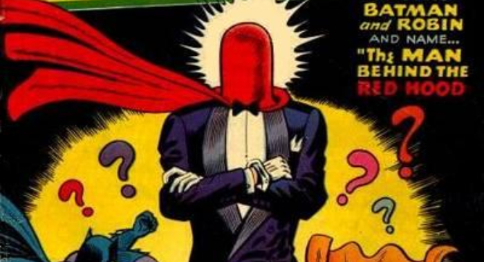 The Man Behind the Red Hood