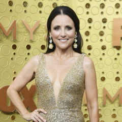 LOS ANGELES, CALIFORNIA - SEPTEMBER 22: Julia Louis-Dreyfus attends the 71st Emmy Awards at Microsoft Theater on September 22, 2019 in Los Angeles, California. (Photo by Frazer Harrison/Getty Images)