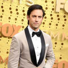 LOS ANGELES, CALIFORNIA - SEPTEMBER 22: Milo Ventimiglia attends the 71st Emmy Awards at Microsoft Theater on September 22, 2019 in Los Angeles, California. (Photo by Steve Granitz/WireImage)