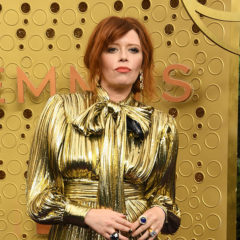 US actress Natasha Lyonne arrives for the 71st Emmy Awards at the Microsoft Theatre in Los Angeles on September 22, 2019. (Photo by VALERIE MACON / AFP) (Photo credit should read VALERIE MACON/AFP/Getty Images)