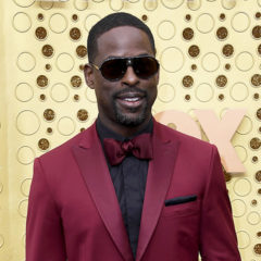 LOS ANGELES, CALIFORNIA - SEPTEMBER 22: Sterling K. Brown attends the 71st Emmy Awards at Microsoft Theater on September 22, 2019 in Los Angeles, California. (Photo by Frazer Harrison/Getty Images)