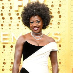 LOS ANGELES, CALIFORNIA - SEPTEMBER 22: Viola Davis attends the 71st Emmy Awards at Microsoft Theater on September 22, 2019 in Los Angeles, California. (Photo by Steve Granitz/WireImage)