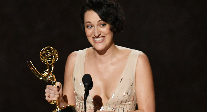 Phoebe Waller-Bridge wins Emmy (Kevin Winter/Getty Images)