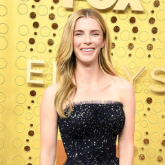 LOS ANGELES, CALIFORNIA - SEPTEMBER 22: Betty Gilpin attends the 71st Emmy Awards at Microsoft Theater on September 22, 2019 in Los Angeles, California. (Photo by Steve Granitz/WireImage)