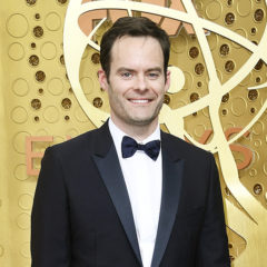 LOS ANGELES, CALIFORNIA - SEPTEMBER 22: Bill Hader attends the 71st Emmy Awards at Microsoft Theater on September 22, 2019 in Los Angeles, California. (Photo by Frazer Harrison/Getty Images)
