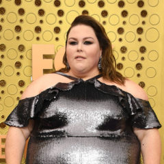 US actress Chrissy Metz arrives for the 71st Emmy Awards at the Microsoft Theatre in Los Angeles on September 22, 2019. (Photo by VALERIE MACON / AFP) (Photo credit should read VALERIE MACON/AFP/Getty Images)