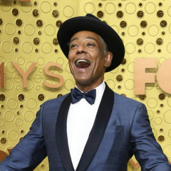 LOS ANGELES, CALIFORNIA - SEPTEMBER 22: Giancarlo Esposito attends the 71st Emmy Awards at Microsoft Theater on September 22, 2019 in Los Angeles, California. (Photo by Frazer Harrison/Getty Images)