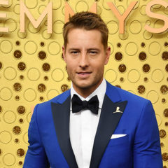 LOS ANGELES, CALIFORNIA - SEPTEMBER 22: Justin Hartley attends the 71st Emmy Awards at Microsoft Theater on September 22, 2019 in Los Angeles, California. (Photo by Kevin Mazur/Getty Images)