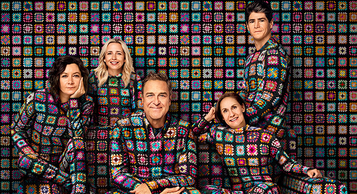 THE CONNERS - KEY ART (ABC)