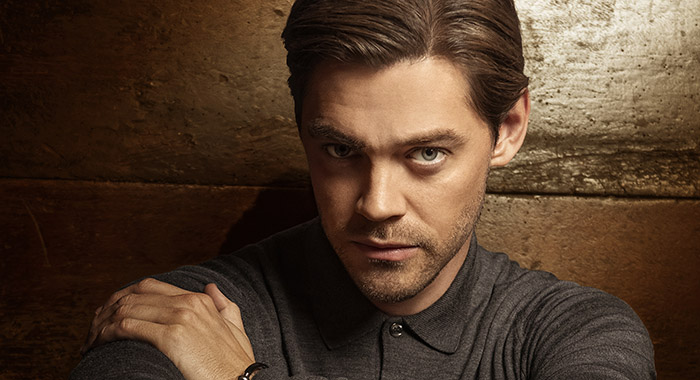 PRODIGAL SON: Tom Payne in the series premiere episode of PRODIGAL SON airing Monday, Sept. 23 (9:00-10:00 PM ET/PT) on FOX. © 2019 FOX MEDIA LLC. Cr: David Giesbrecht / FOX.