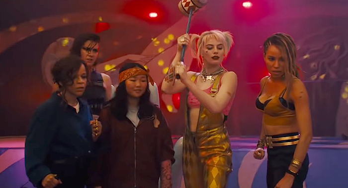 5 Things We Learned From The Birds Of Prey Trailer Rotten Tomatoes Movie And Tv News