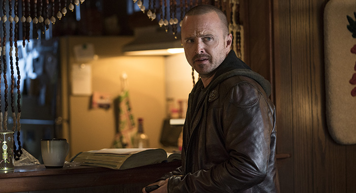 El Camino: A Breaking Bad Movie SEASON A Netflix Television Event PHOTO CREDIT Ben Rothstein / Netflix PICTURED Aaron Paul COPYRIGHT © 2018 Vinton Productions. All rights reserved.