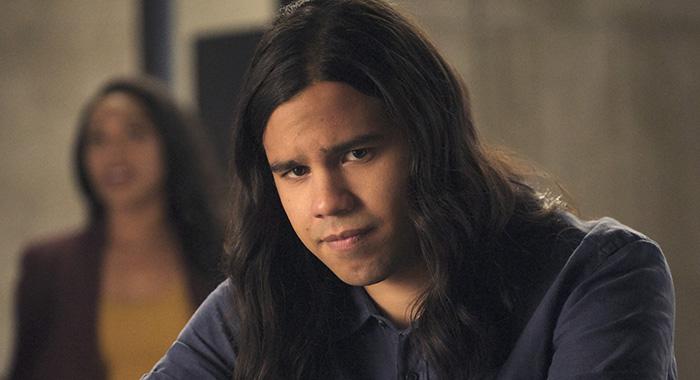 "The Flash -- ""Into The Void"" -- Image Number: FLA601b_0020r.jpg -- Pictured: Carlos Valdes as Cisco Ramon -- Photo: Jeff Weddell/The CW"