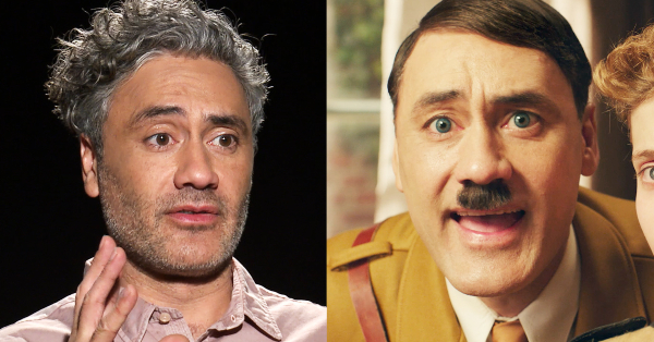 Taika Waititi Explains Why He went From Playing Korg to Playing Hitler in the Acclaimed <em>Jojo Rabbit</em>