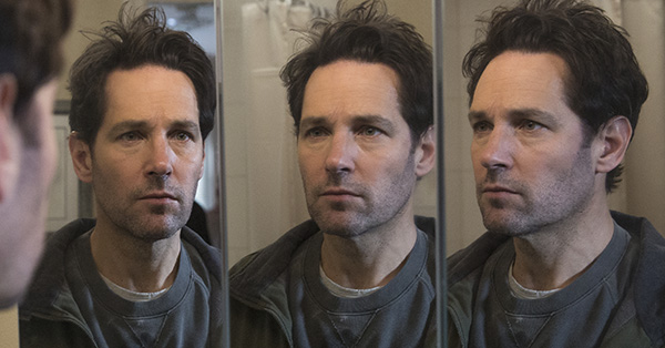 Paul Rudd Finds Working With Himself Exhausting in <em>Living With Yourself</em>
