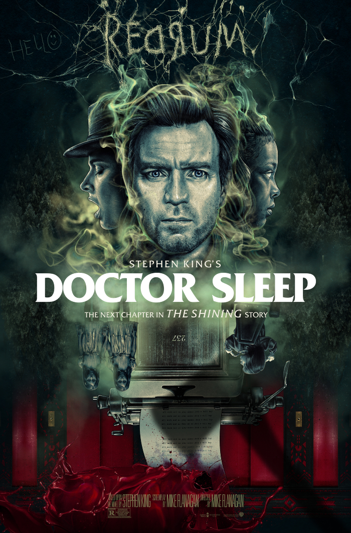 Doctor Sleep fan poster