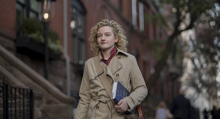 Modern Love, Julia Garner (Christopher Saunders/Amazon Studios)