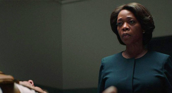 Alfre Woodard in Clemency (Courtesy of TIFF)