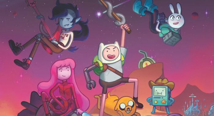 Adventure Time: Distant Lands (HBO Max/Cartoon Network Studios)
