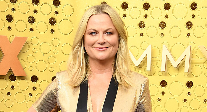 LOS ANGELES, CALIFORNIA - SEPTEMBER 22: Amy Poehler arrives at the 71st Emmy Awards at Microsoft Theater on September 22, 2019 in Los Angeles, California. (Photo by Steve Granitz/WireImage)