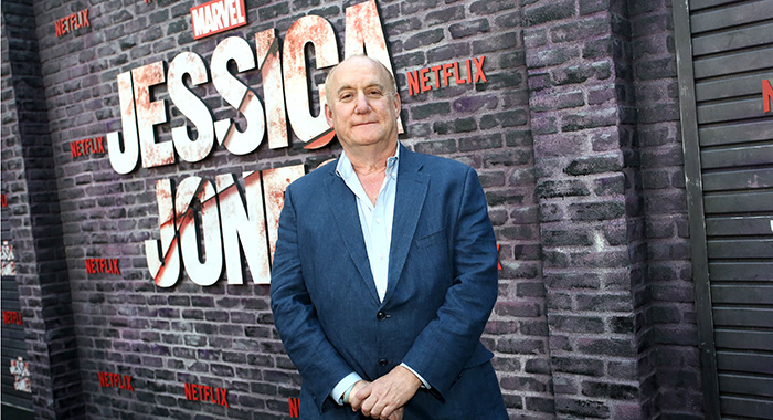 "HOLLYWOOD, CALIFORNIA - MAY 28: Head of Marvel TV Jeph Loeb attends Marvel's ""Jessica Jones"" Season 3 premiere at ArcLight Cinemas on May 28, 2019 in Hollywood, California. (Photo by Rachel Murray/Getty Images for Netflix)"