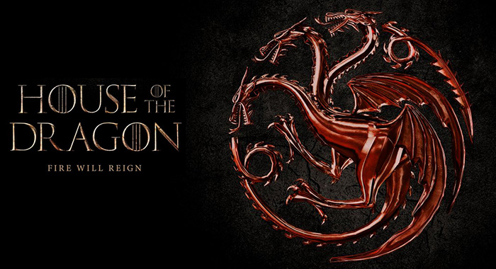 Game of Thrones prequel announcment House of Dragons (HBO)