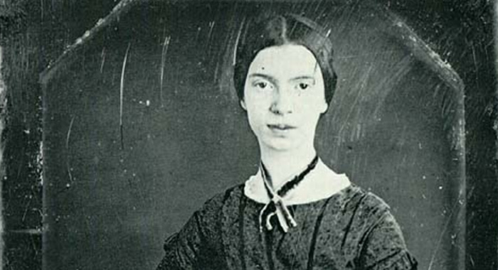 Emily Dickinson (public domain, as it was created prior to January 1, 1924, in the mid-to-late 1840s)