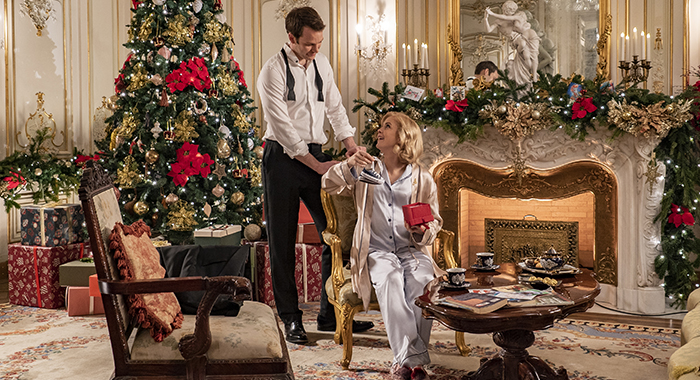 A Christmas Prince: The Royal Baby (Netflix)